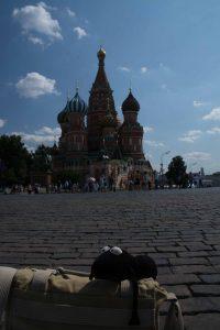 Mimi à Moscou