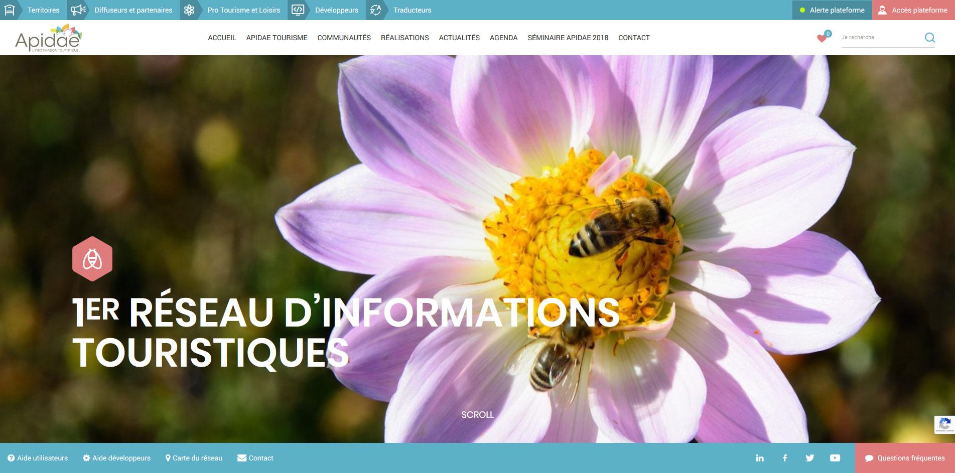 Apidae Tourisme | Accueil