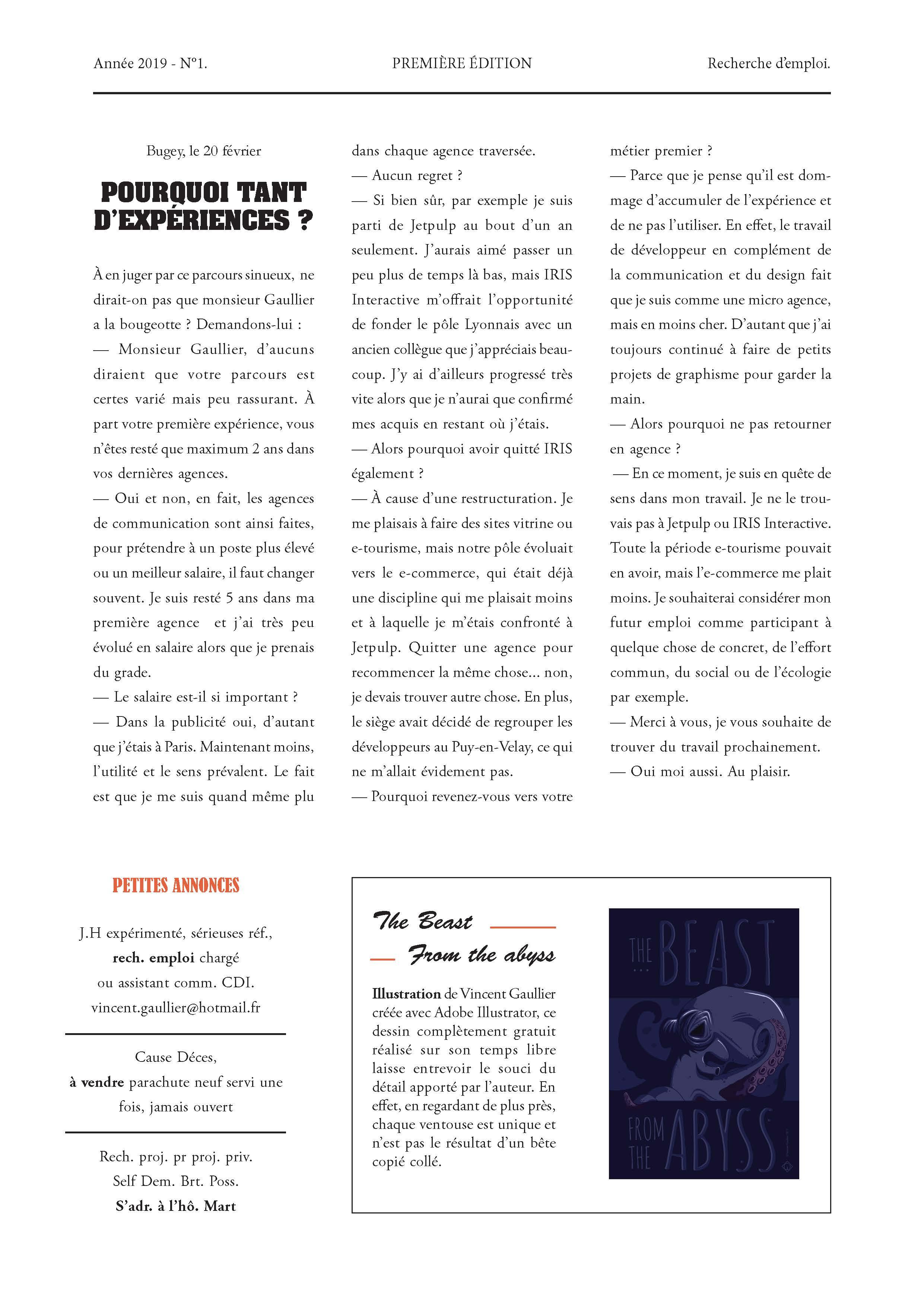 Le mouton à 5 pattes | Page 2