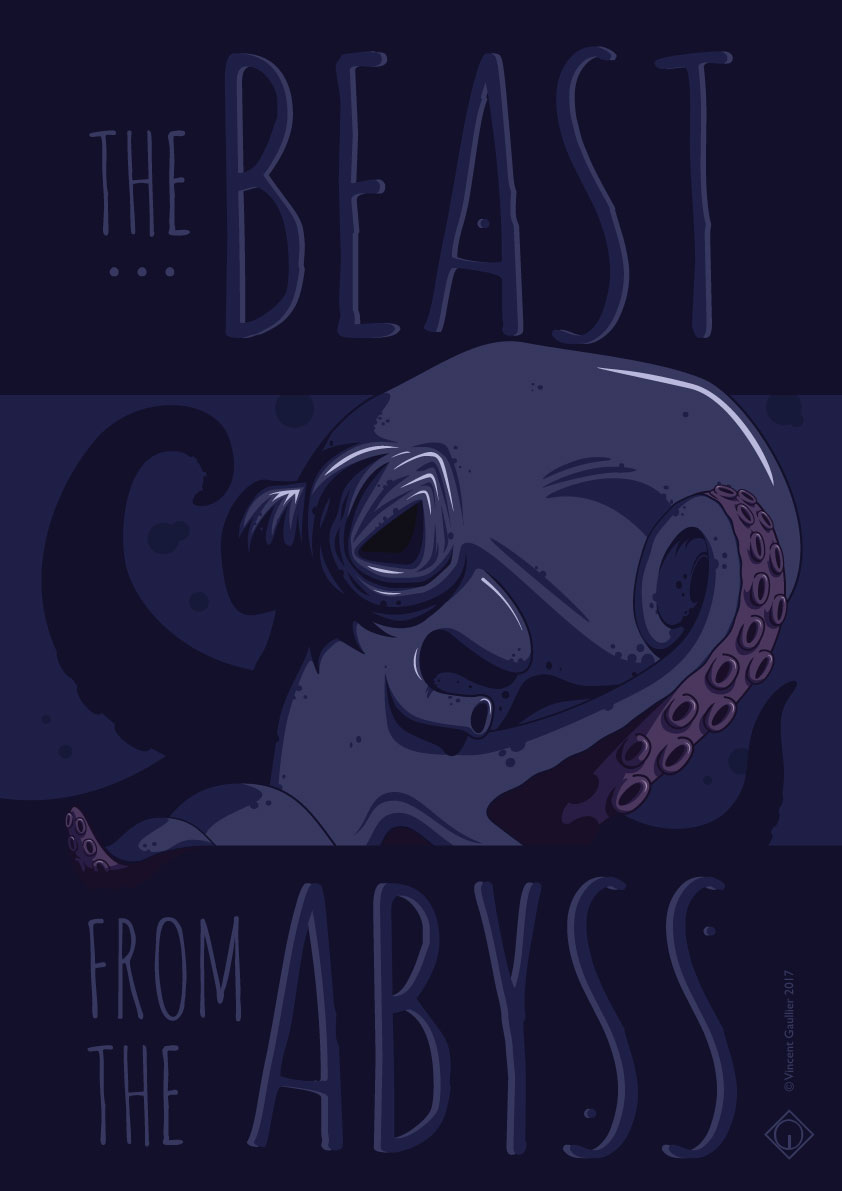 The beast from the abyss