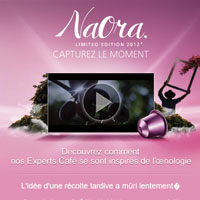 Nespresso - Naora